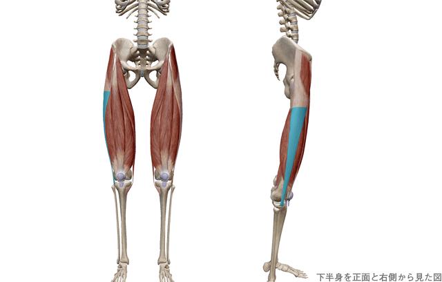 腸脛靭帯炎(ランナー膝)